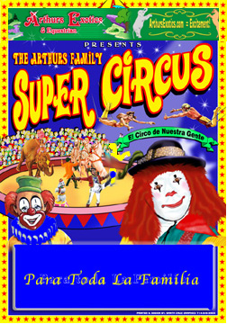 Arthurs Family Super Circus